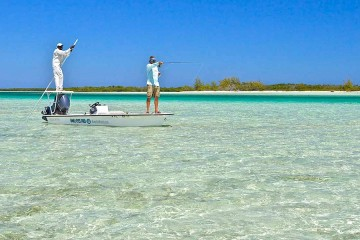 Saltwater Fly Fishing: Flats