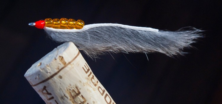 Seed Bead Furry: Using Silver Lined Japanese Seed Beeds: Orange