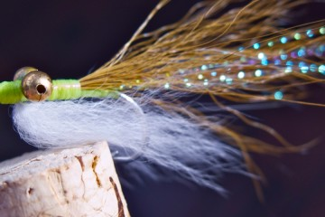 Keylime Crust: A Bonefish Clouser for the Keys