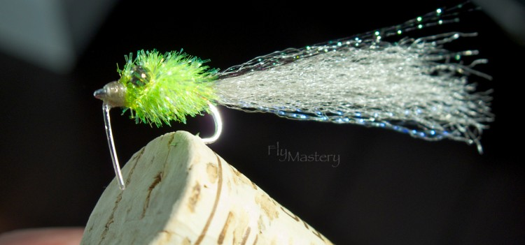 Crystal Minnow: Chartreuse