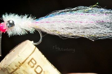 Crystal Minnow: Pin Stripe