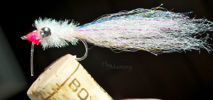 Crystal Minnow: Pin Stripe
