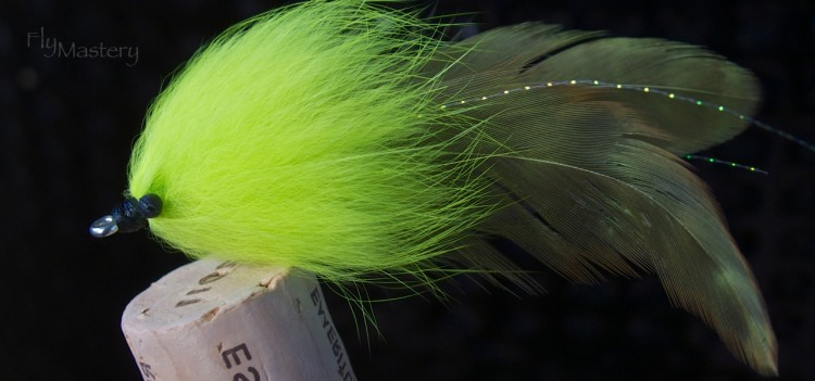 Mangrove Bunny: Chartreuse & Olive