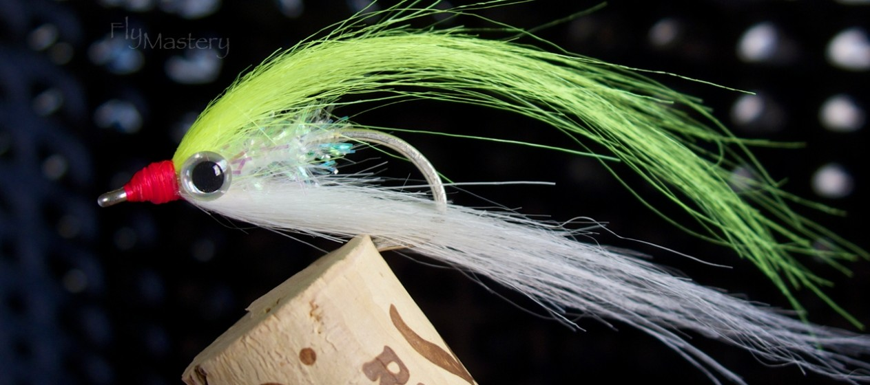 Murray's Backcountry Baitfish: Chartreuse