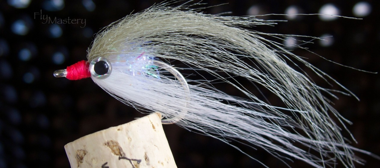 Murray's Backcountry Baitfish: Grey