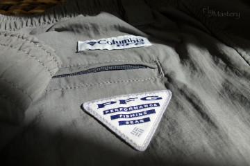 Columbia PFG Backcast Nylon Pant: Grill