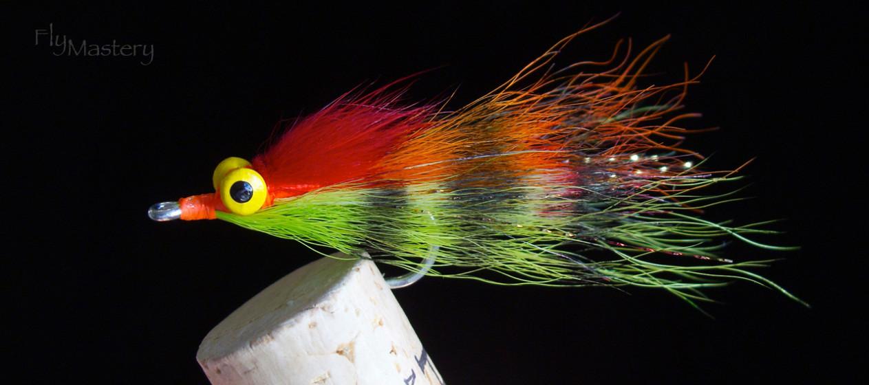 Peacock Clouser
