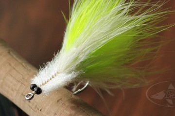Backwater Tarpon Toad: Chartreuse
